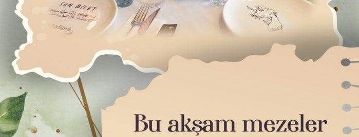 Müdana Nişantaşı is one of Lugares guardados de Yağız.