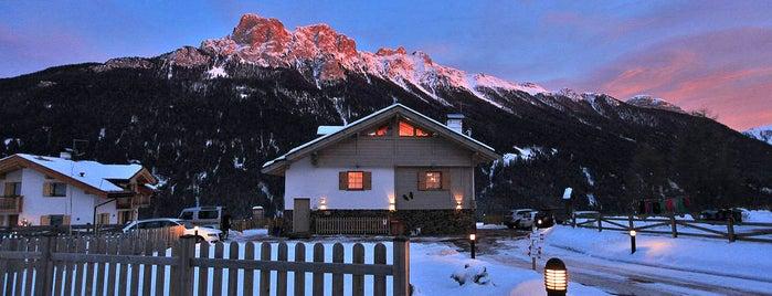 Chalet Nata is one of Tempat yang Disimpan Elisa.