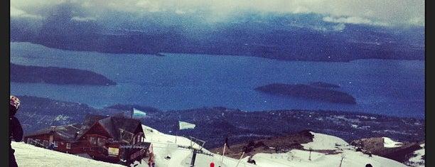 Cumbre del Cerro Catedral is one of Bariloche Travel Trip.
