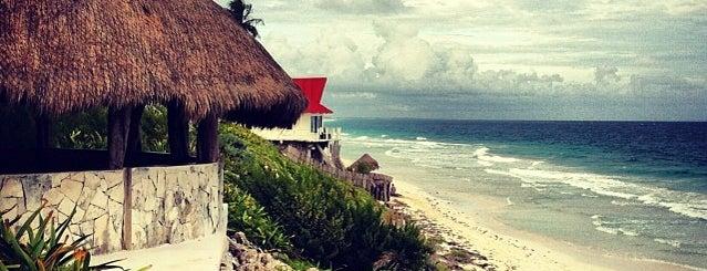 Sian Ka'an Beach is one of Sitios Internacionales.
