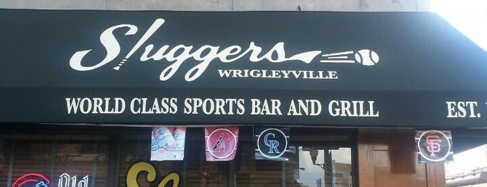 Sluggers World Class Sports Bar and Grill is one of Visited Bars.