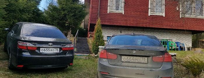 """СНТ """"Ленфильм"""" (Дубки) is one of Posti che sono piaciuti a Юрий."""