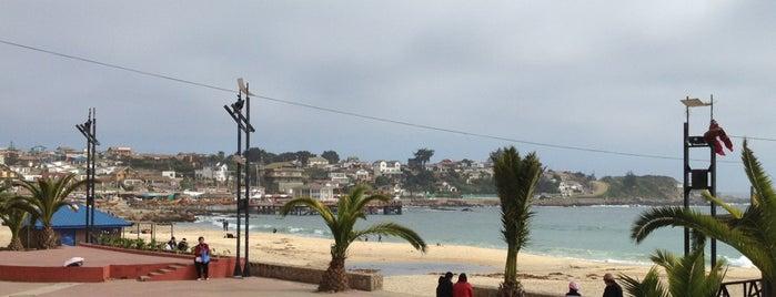 Playa principal is one of Lugares favoritos de Javier.