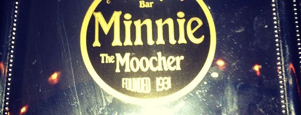 Minnie The Moocher is one of athens favourite.