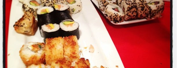 Ocho Sushi - Bar is one of Recomendados para comer.