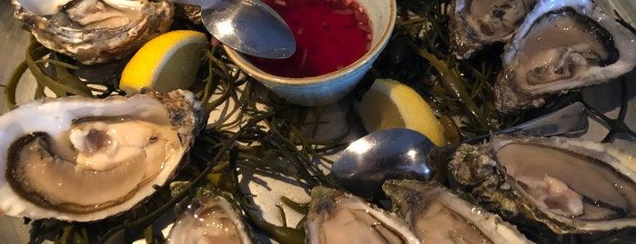 Seafood Bar@Kirwans is one of Ireland.