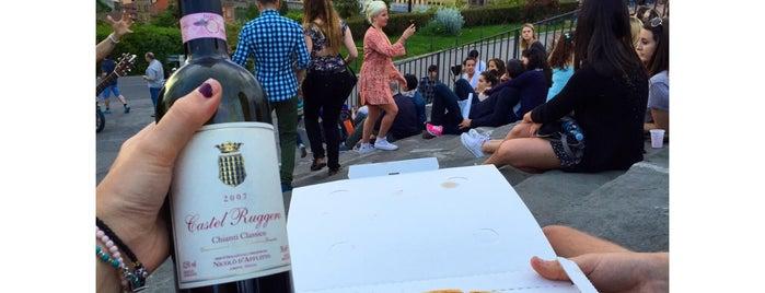 Amore Mio Pizza is one of Lugares favoritos de Tyler.