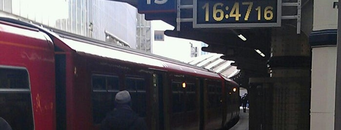 Platform 19 is one of Travel.