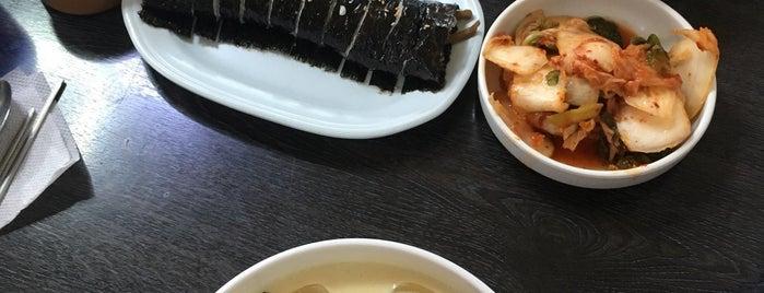 옛집 국수 is one of Сеул 1.