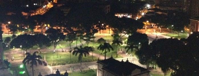 Hotel Grão Pará is one of ma : понравившиеся места.