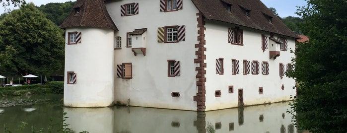 Inzlinger Wasserschloss is one of To do: Ladesäule für Elektroautos.