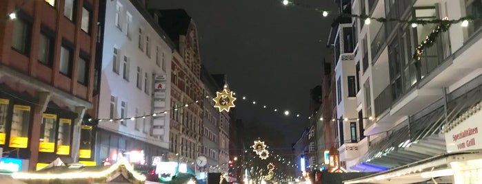 Lister Weihnachtsmarkt is one of Weihnachtsmärkte 2.