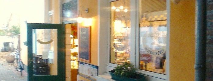 Hofbäckerei is one of Hnr food.