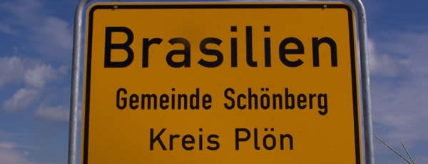 Brasilien is one of Crazy Places.