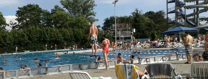 Freibad Peine is one of Region Hannover.