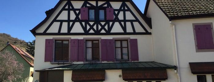 Auberge du Cheval Blanc is one of Tous au restaurant 2012 - du 17 au 23/09.