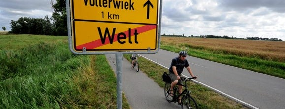 Welt is one of Crazy Places.