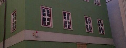 Romantikerhaus is one of Jena.