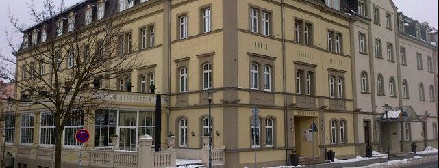 Hotel Kaiserin Augusta is one of Weimar.