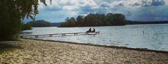 Badestelle Prinzeninsel is one of Plöner See.