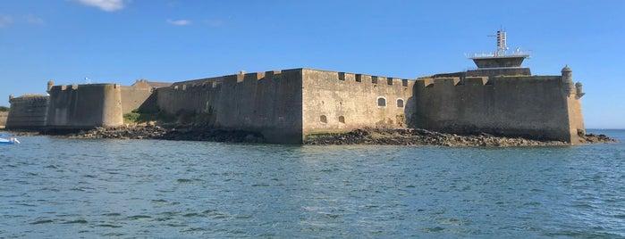 Citadelle de Port-Louis is one of Bretagne.