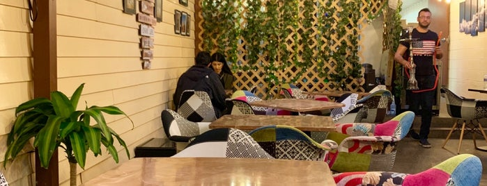 Choco Shawarma is one of Posti che sono piaciuti a Sunjay.