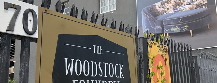 Woodstock Foundry is one of Cape Town.