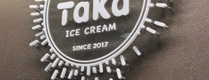 Sarutahiko Coffee & TiKiTaKa Ice Cream is one of free Wi-Fi in 新宿区.