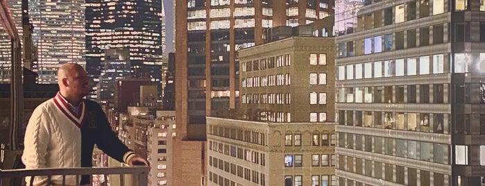 Mondrian Park Avenue is one of Orte, die Bridgette gefallen.