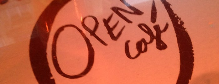 Open Café is one of Paris.