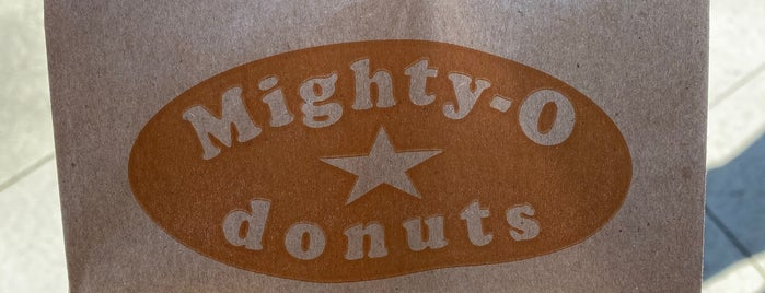 Mighty-O-Donuts is one of Seattle trip.