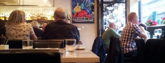 Café Gandolfi is one of Glasgow.