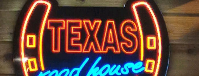 Texas Roadhouse is one of Gespeicherte Orte von Queen.