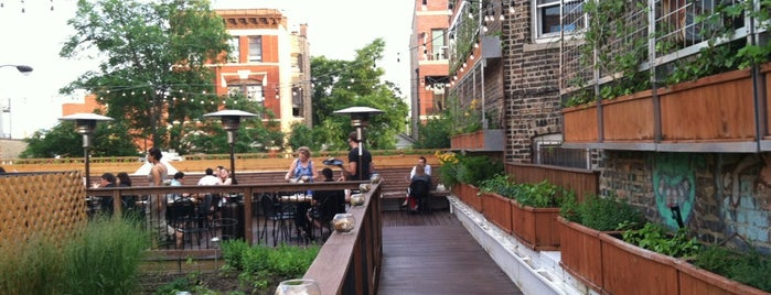 Homestead on the Roof is one of Chicago Restaurants.