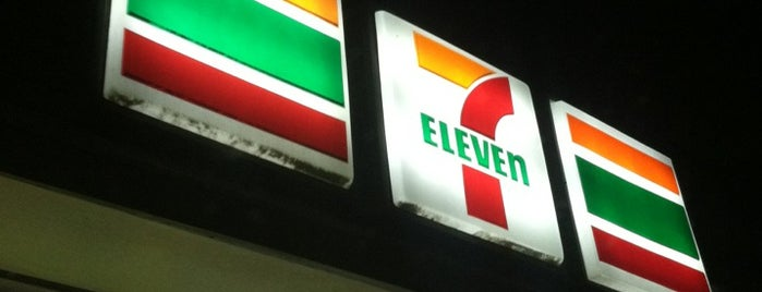 7-Eleven is one of How The West Was Won.