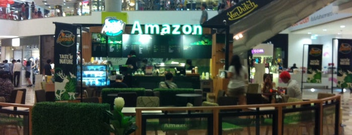 Café Amazon is one of Posti che sono piaciuti a Yodpha.