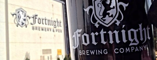 Fortnight Brewing is one of Breweries.