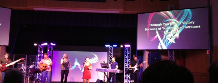Hope Community Church-West Cary Campus is one of Ericさんのお気に入りスポット.