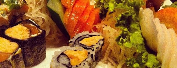 Zeni Sushi is one of Andressaさんの保存済みスポット.