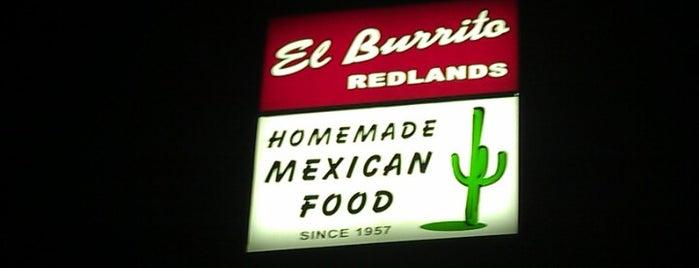 El Burrito is one of Big Bear Lake (Anti-Zombie Survival).