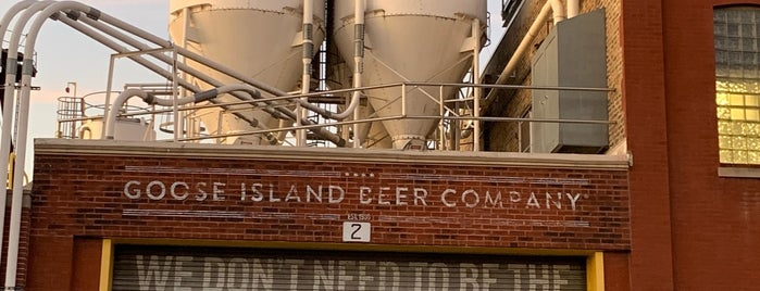 Goose Island Beer Co. is one of Beさんのお気に入りスポット.