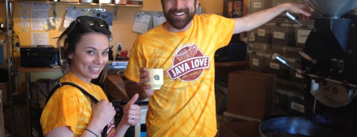 Java Love Coffee Roasting Co. is one of Catkills.