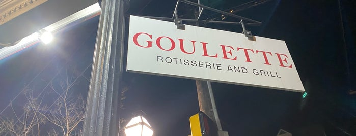 Goulette Rotisserie And Grill is one of CHS Wishlist.