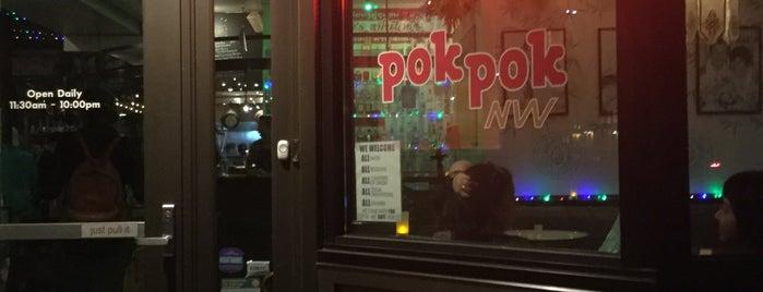 Pok Pok NW is one of Portland.