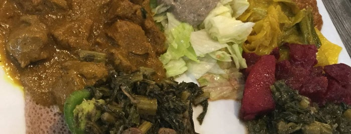 Tadu Ethiopian Kitchen is one of Pacific Northwest.