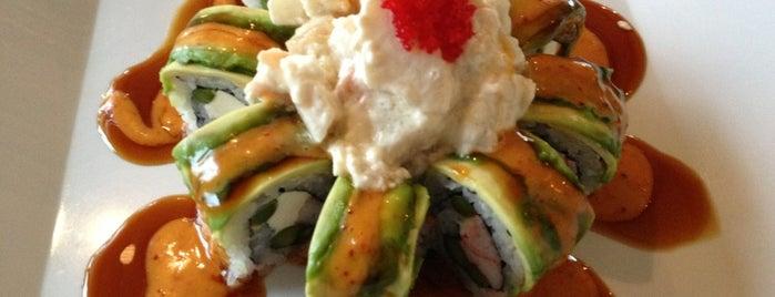 Aoi Sushi Bar is one of Restaurant Week Columbus.