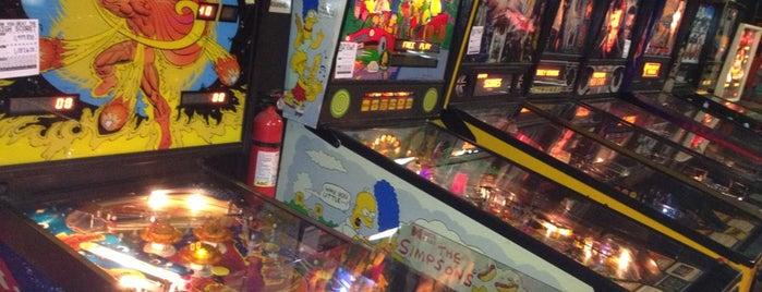Klassic Arcade is one of Pinball Destinations.