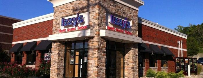 Izzy's is one of Tempat yang Disukai Giuseppe.