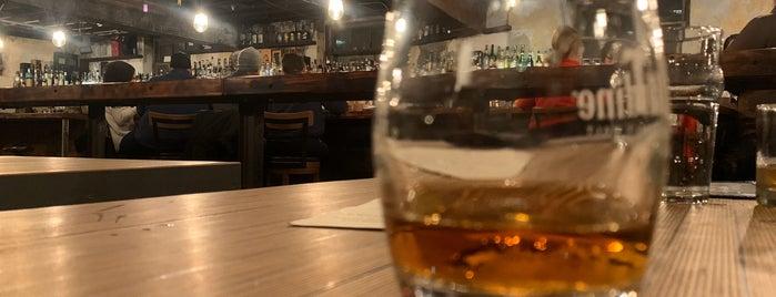 Hogwash Whiskey Den is one of John'un Beğendiği Mekanlar.