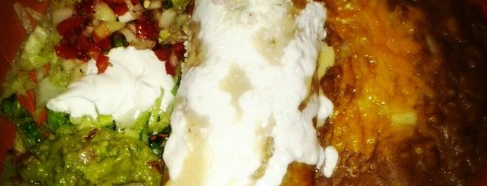 Las Palmas is one of Food.